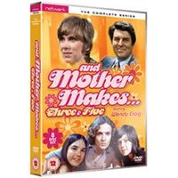 And Mother Makes...Three and Five: The Complete Series