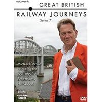 Great British Railways Journeys: The Complete Series 7 [DVD]
