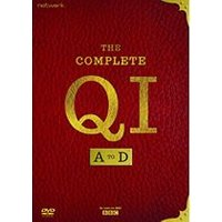 QI: A to D [DVD]