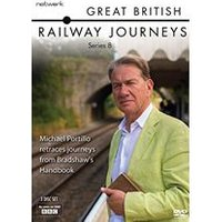 Great British Railways Journeys - The Complete Series 8