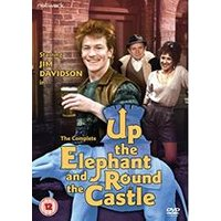 Up the Elephant and Round the Castle: The Complete Series [DVD]