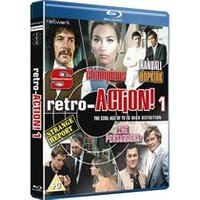 Retro-ACTION! Volume One - ITV (Blu-ray)