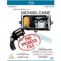 The Ipcress File (Blu-ray)