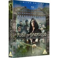 Robin Of Sherwood - The Jason Connery Collection (Blu-Ray)