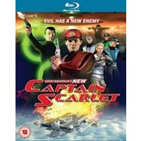 New Captain Scarlet: The Complete Series [Blu-ray] (Blu-ray)