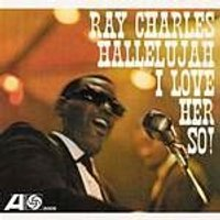 Ray Charles - Hallelujah I Love Her So (Music CD)