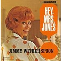 Jimmy Witherspoon - Hey, Mrs. Jones (Music CD)