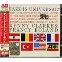 Francy Boland - Jazz Is Universal (Music CD)