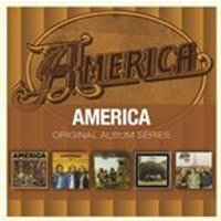 America - Original Album Series (5 CD Box Set) (Music CD)