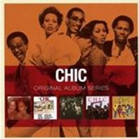 Chic - Original Album Series (5 CD Box Set) (Music CD)