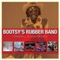 Bootsys Rubber Band - Original Album Series (5 CD Box Set) (Music CD)