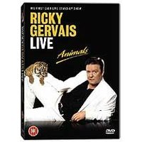Ricky Gervais - Live : Animals
