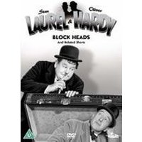 Laurel And Hardy - No. 7 - Block Heads And Related Shorts