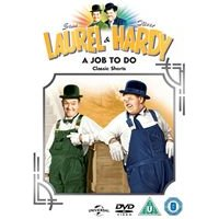 Laurel And Hardy - No. 14 - A Job To Do - Classic Shorts