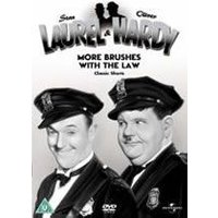 Laurel And Hardy - No. 20 - More Brushes With The Law - Classic Shorts