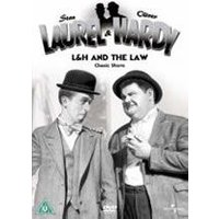 Laurel And Hardy - No. 12 - L And H And The Law - Classic Shorts