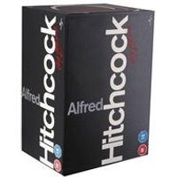 Hitchcock 14 Disc Box Set - Vertigo/ The Birds/ Rear WIndow/ Marnie/ Frenzy/ Topaz/ The Trouble With Harry/ Torn Curtain/ Psycho/ Family Plot/ Saboteur/ Shadow Of A Doubt/Man Who Knew Too Much/ Rope