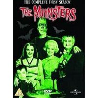 The Munsters - The Complete 1st Season