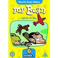 Mr Bean - The Animated Series - Vol. 3 (Animated)