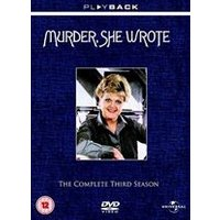 Murder She Wrote: Season 3 (1987)