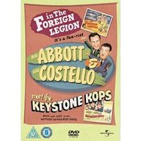 Abbott And Costello - In The Foreign Legion/Meet The Keystone Cops