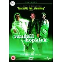 Randall And Hopkirk (Reeves and Mortimer) - The Complete Series