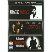 Scarface / Carlitos Way / Casino