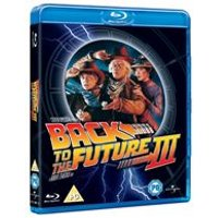 Back To The Future - Part 3 (Blu-ray)