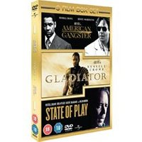 State of Play / Gladiator / American Gangster (3 Film Set)