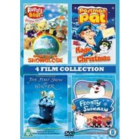 Rupert And The Snowglobe / Postman Pats Magic Christmas / First Snow Of Winter / Frosty The Snowman