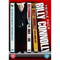 Billy Connolly: Triple Box Set
