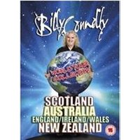 Billy Connolly World Tour Collection Box Set