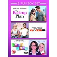 Back-up Plan / Knocked Up / Baby Mama