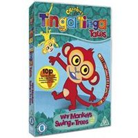 Tinga Tinga Tales - Why Monkeys Swing In The Trees
