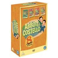 Abbott & Costello DVD Collection [Frankenstein/The Keystone Cops/The Mummy/Dr. Jekyll and Mr. Hyde/The Killer/The Invisible Man/The Foreign Legion/Go To Mars]