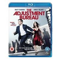 The Adjustment Bureau (1 Disc) (Blu-ray)