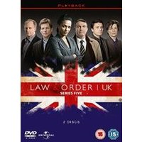 Law & Order: UK: Series 5