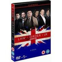 Law And Order U.K. - Series 6 - Complete