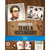 To Kill a Mockingbird (2015 Limited Edition Digibook) (Blu-ray)