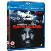 Safe House (Blu-ray + Digital Copy)