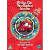 Finley The Fire Engine: Volumes 1 - 3