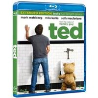 Ted (Blu-ray + Digital Copy + UltraViolet Copy)