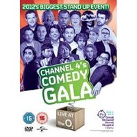 Channel 4S Comedy Gala