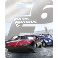 Fast & Furious 6: Limited Edition Steelbook (Blu-Ray)