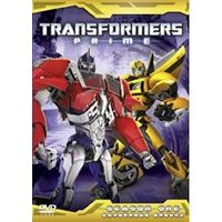 Transformers Prime - Series 1 Dangerous Ground