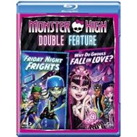Monster High - Friday Night Frights / Why Do Ghouls Fall In Love? (Blu-Ray)