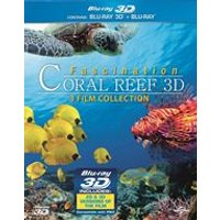Fascination Coral Reef Boxset 3D (Blu-ray)