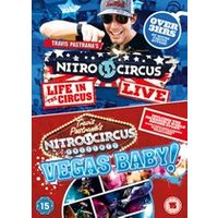 Travis Pastranas Nitro Circus Presents: Vegas Baby! / Nitro Circus Live - Life In The Circus: Series 1