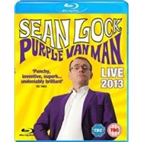 Sean Lock: Purple Van Man (Blu-Ray)