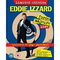 Eddie Izzard: Force Majeure (Live 2013) - Limited Edition